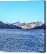 Lake Pangong Canvas Print