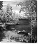 Lake Pend D'oreille Canvas Print