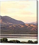 Lake Roosevelt Canvas Print