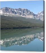 Lake Sherbourne Canvas Print