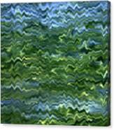 Lake Tahoe Abstract Canvas Print