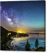 Lake Tahoe Dream Canvas Print