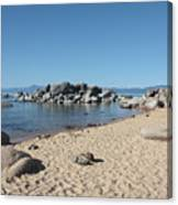 Lake Tahoe Morning Canvas Print