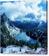 Lake Valhalla Canvas Print