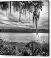 Lake Wauberg   Canvas Print