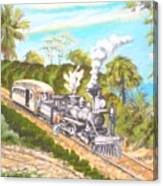 Lake Worth And Jupiter Canvas Print