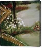 Lake1 Canvas Print