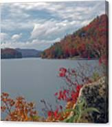Lakes Perfection Canvas Print
