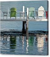 Lakeside Living Canvas Print