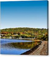 Lakeside Portage Canvas Print