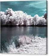 Lakeside4 Canvas Print