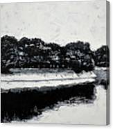 Lal Bagh Lake 4 Canvas Print