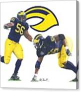 Lamarr Woodley Canvas Print