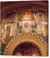 Lamb Arch Canvas Print