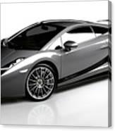 Lamborghini Galardo Superleggera Canvas Print