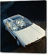 Lamborghini Marzal Canvas Print