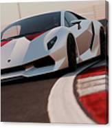 Lamborghini Sesto Elemento - 03 Canvas Print