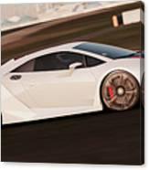 Lamborghini Sesto Elemento - 05 Canvas Print