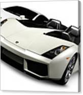 Lamborghini Super Cars Canvas Print