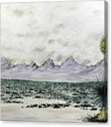 Land Of Enchantment Canvas Print
