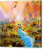 Land Of Oz Canvas Print