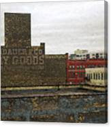 Landauer And Co Dry Goods Canvas Print