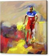 Landon Donovan 545 1 Canvas Print