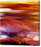 Landscape 022511 Canvas Print