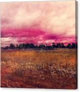 Landscape 1 Riga Canvas Print