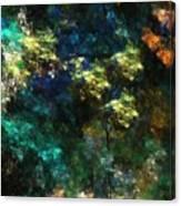 Landscape 10-10-09 Canvas Print