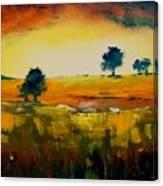 Landscape 22 Canvas Print