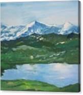Landscape 36 Canvas Print