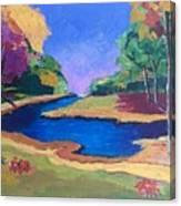 Landscape 7 Canvas Print