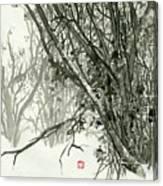 Landscape - 78 Canvas Print