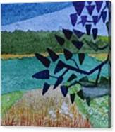 Landscape Angles Canvas Print