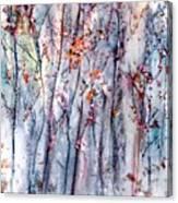Landscape At Dusk Canvas Print