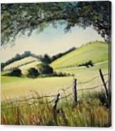 Landscape Bn Canvas Print