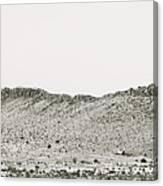 Landscape Galisteo Nm I10l Canvas Print