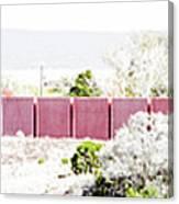 Landscape Galisteo Nm J10l Canvas Print