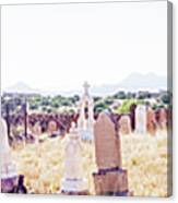 Landscape Galisteo Nm K10p Canvas Print