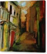 Landscape Memories Canvas Print