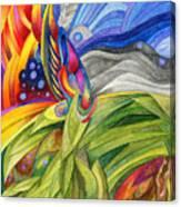 Landscape No.5 Canvas Print