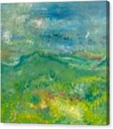 Landschaft Bei Arles Canvas Print