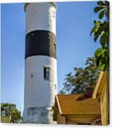 Lange Jan Lighthouse Canvas Print