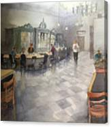 Lanier's Canvas Print