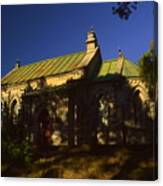 Lansdowne Church 4 Canvas Print