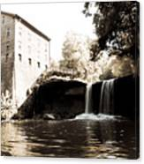 Lantermans Mill Canvas Print