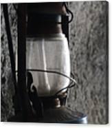 Lantern Blue Canvas Print