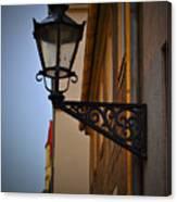 Lantern Of Wittenberg Canvas Print