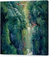 Lapa Rios Canvas Print